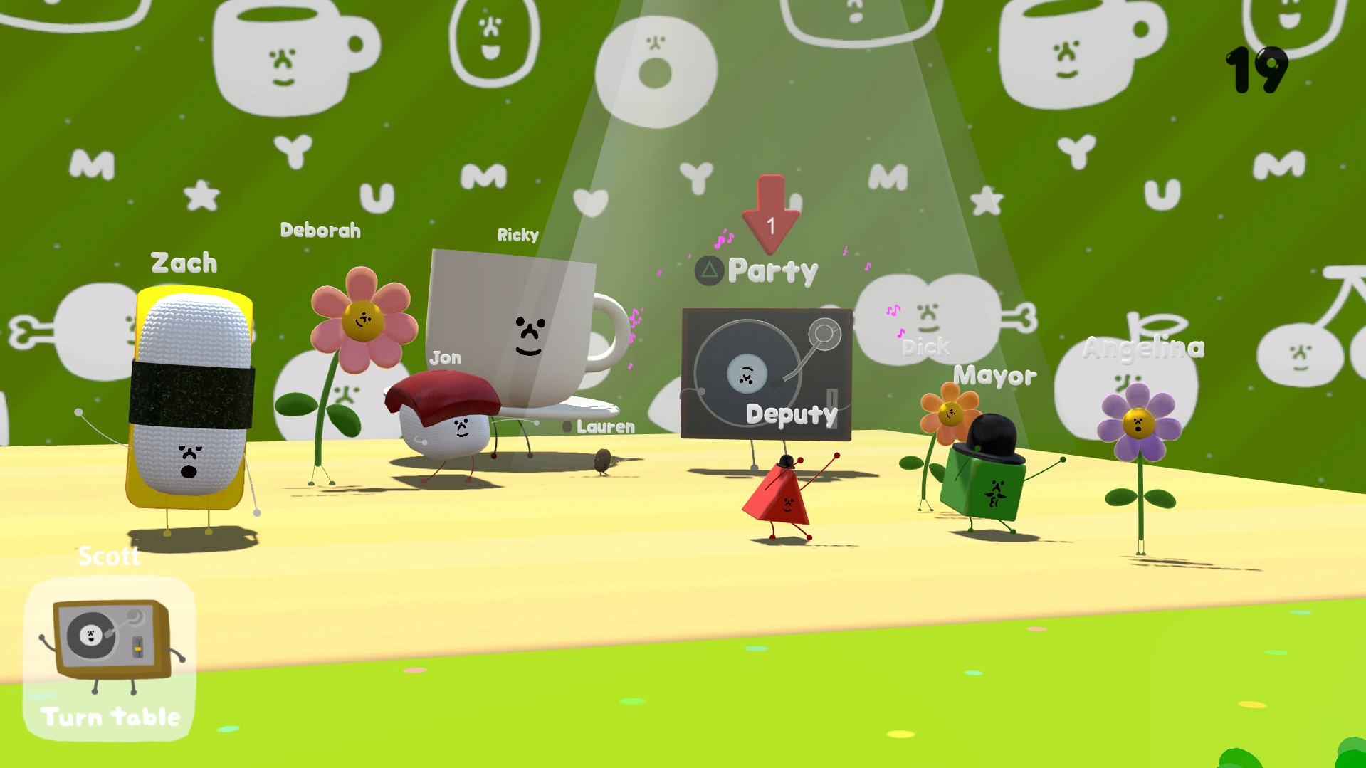 """In """"ultimate goof-around simulation"""" Wattam, we can dive into a world that does not revolve around individuals, or even humans. Image from the press kit at IGDB.com."""